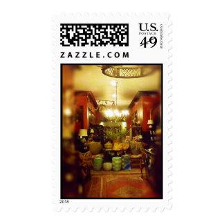 A Peek Inside Webster House Kansas City Stamp