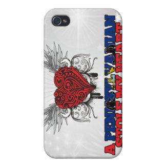 A Pennsylvanian Stole my Heart iPhone 4 Case