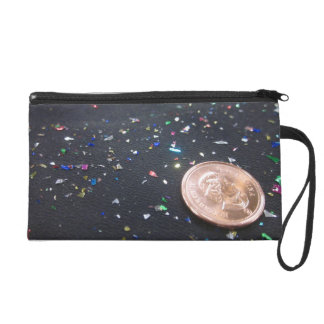 A Penny Saved is A Penny Celebrated Wristlet Clutch