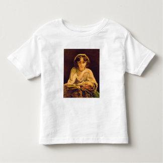 A Pensive Moment Toddler T-shirt