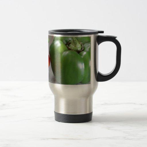 A Pepper Mix Mug