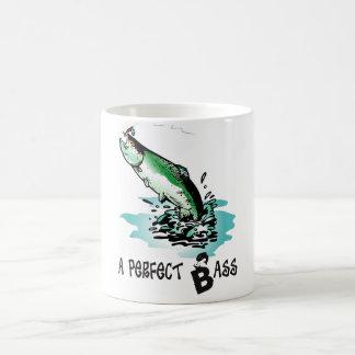 A perfect bass mug