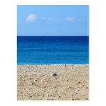 A Perfect Beach Postcard
