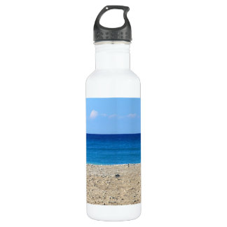 A Perfect Beach Stainless Steel Water Bottle