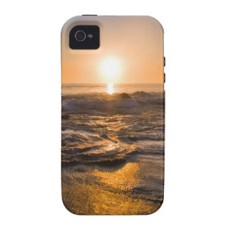 A Perfect California Sunset iPhone 4/4S Covers