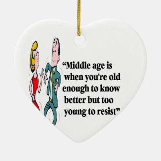 A perfect description of middle age ceramic ornament