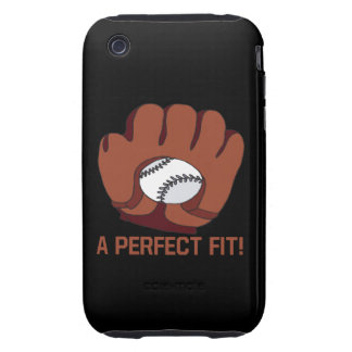 A Perfect Fit iPhone 3 Tough Case