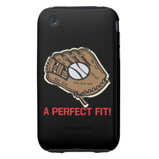 A Perfect Fit Tough iPhone 3 Cover