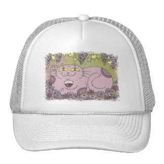 A Perfect Glass of Pinot Noir Trucker Hat