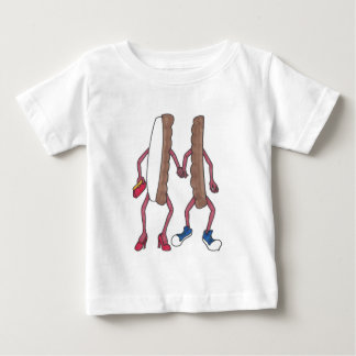 A perfect match baby T-Shirt