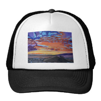 A perfect moment in time trucker hat