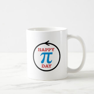 A perfect Pi Day circle Coffee Mug
