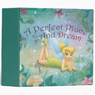 A Perfect Place to Sit and Dream 3 Ring Binder