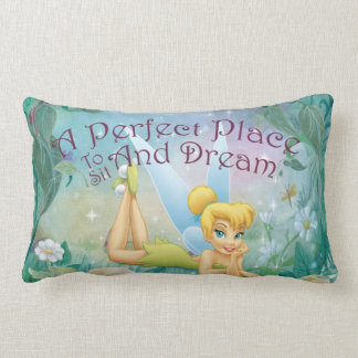 A Perfect Place to Sit and Dream Pillow