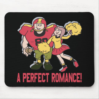 A Perfect Romance Mouse Pad