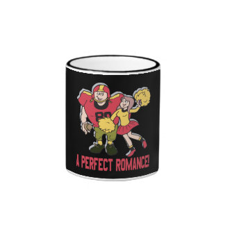 A Perfect Romance Ringer Coffee Mug