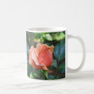 A Perfect Rosebud Classic White Coffee Mug
