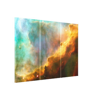 A Perfect Storm of .. Wrapped Canvas Canvas Print