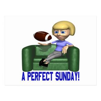 A Perfect Sunday Postcard