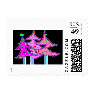 A PERSONAL FAVORITE - CHRISTMAS STAMP