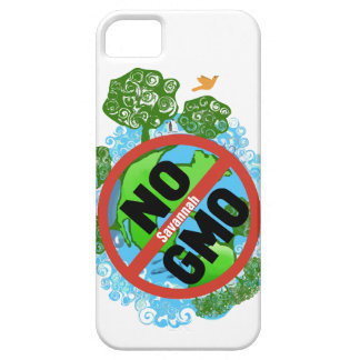 A Personalized NO GMO iphone 5 iPhone SE/5/5s Case