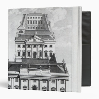 A Perspective View of the Bank of England Vinyl Binders