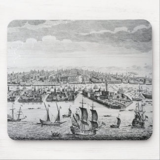 A Perspective View of the City of Venice Mouse Pad