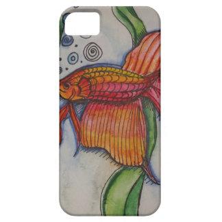 A pescado a pescado funda para iPhone SE/5/5s