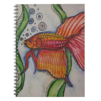 A pescado a pescado libros de apuntes