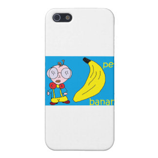 a pet banana case for iPhone 5