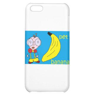 a pet banana iPhone 5C cover