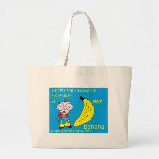 a pet banana production bag