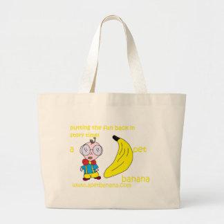 a pet banana production bags