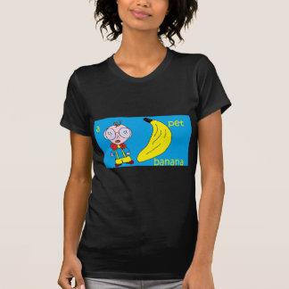 a pet banana shirts