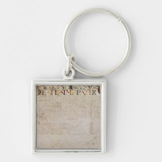 A petition from the German banking family Keychain