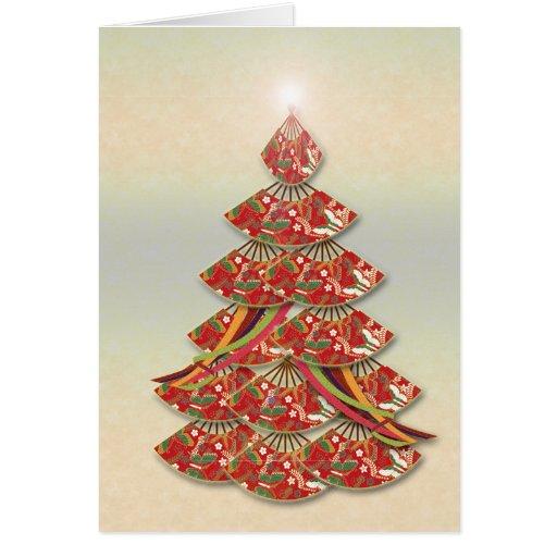 A phantasy tree card