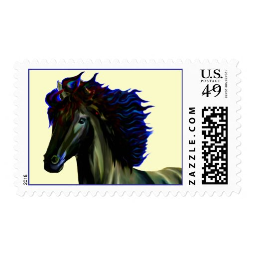 a Pharm Horse Stamps