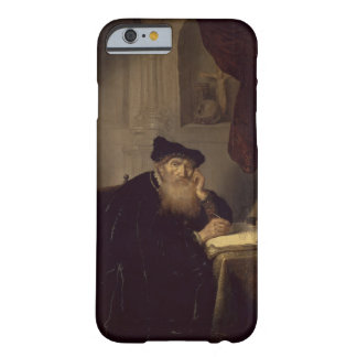 A Philosopher, 1635 (oil on panel) iPhone 6 Case