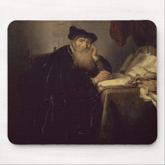A Philosopher, 1635 (oil on panel) Mouse Pad