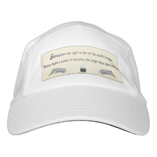 A Philosophical, Poetic Cap