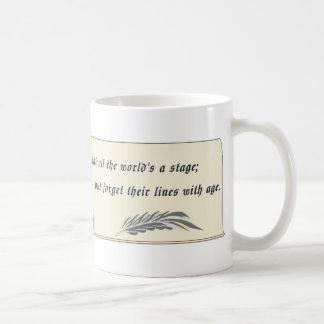 A Philosophical, Poetic Mug