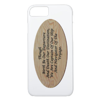 A Philosophical, Self-Affirming Cellphone Case