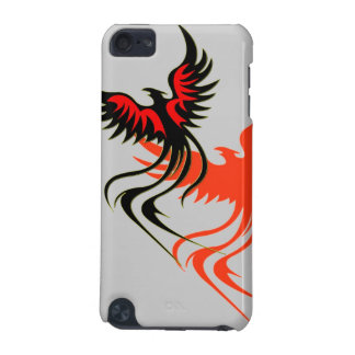 A Phoenix's Shadow i-Pod Touch Case iPod Touch (5th Generation) Cover