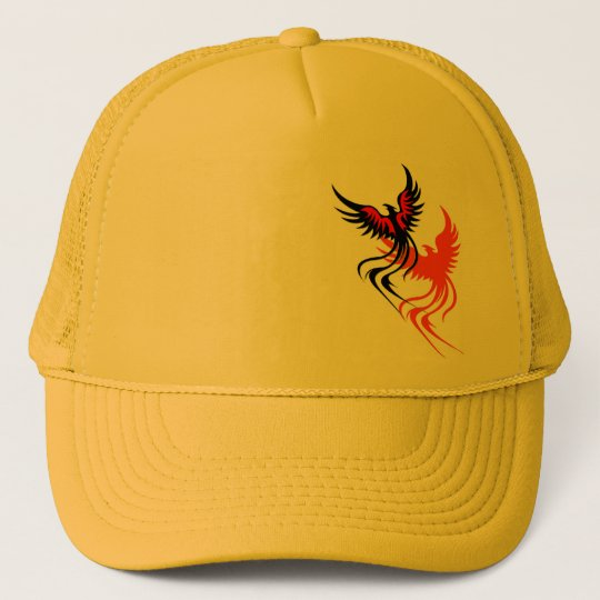 A Phoenix's Shadow Trucker Hat
