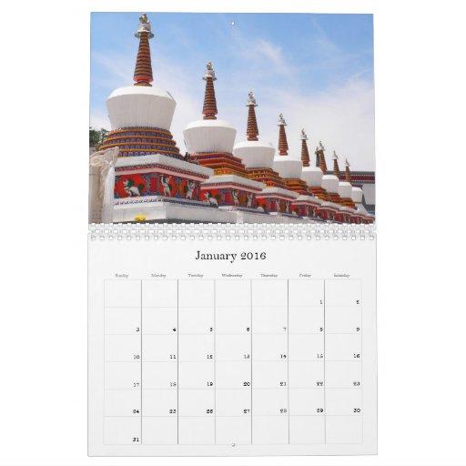 A Photo Journey of Lhasa, Tibet - 2011 Calendar