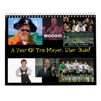 A Photoshop Year Of Tim Meyer Calendar