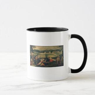 A Picnic in a Park Mug