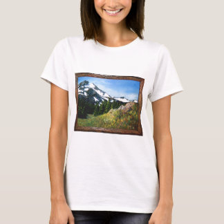 A picnic spot with a beautiful view T-Shirt