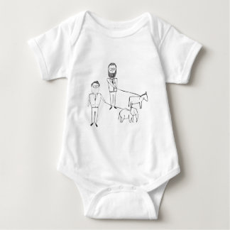 A Picture Equals 1000 Words Collection Baby Bodysuit