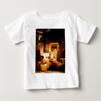 A Picture Gallery by Sir Lawrence Alma Tadema Baby T-Shirt